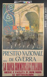 Prestito Nazionale di Guerra [National War Bond Programme]