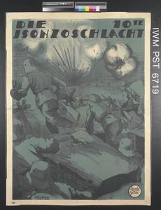 Die Zehnte Isonzoschlacht [The Tenth Battle on the Isonzo]