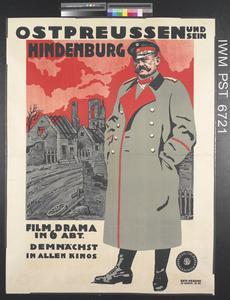 Ostpreussen und Sein Hindenburg [East Prussia and its Hindenburg]