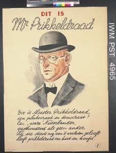 Dit is Mr Prikkeldraad