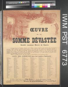 Œuvre de la Somme Dévastée [Work for the Devastated Somme]