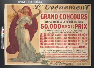 Grands Concours [Major Competitions]
