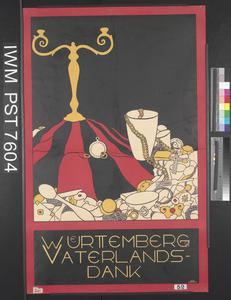Wuerttembergs Vaterlands-Dank [Württemberg's Fatherland Thanks Offering]