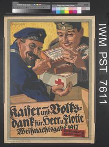 Kaiser- und Volks-Dank für Heer und Flotte [Thanks from the Kaiser and the People to the Army and Navy]