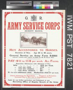 Army Service Corps