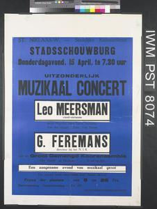 Uitzonderlijk Muzikaal Concert