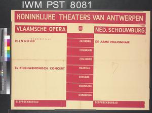 Koninklijke Theaters van Antwerpen