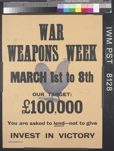 War Weapons Week [Dorking]