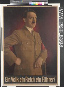 Ein Volk, Ein Reich, Ein Führer! [One People, One Realm, One Leader!]