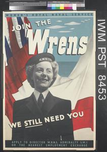 Join the Wrens - We Still Need You