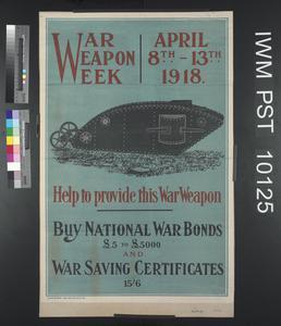 War Weapon Week