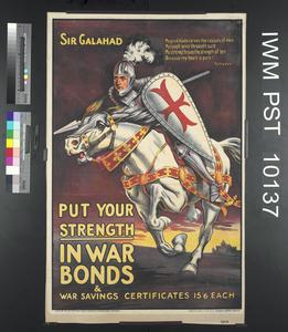 Put your Strength in War Bonds