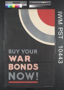 Buy Your War Bonds Now!
