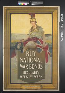 Buy National War Bonds