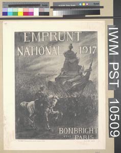 Emprunt National 1917 [National Loan 1917]