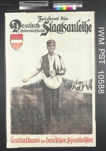 Zeichnet die Deutsch-Österreichische Staatsanleihe [Subscribe to the German-Austrian Government Loan]