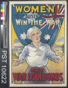 Women - Help Australia's Sons Win the War
