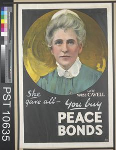 She Gave All - You Buy Peace Bonds