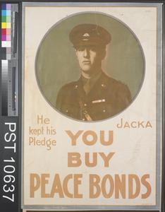 You Buy Peace Bonds
