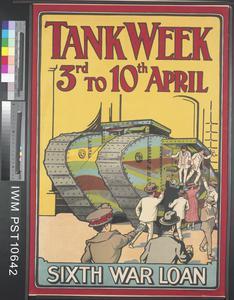 Tank Week - 3rd to 10th April
