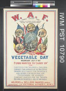 Vegetable Day