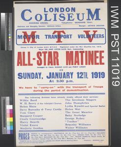 All-Star Matinee