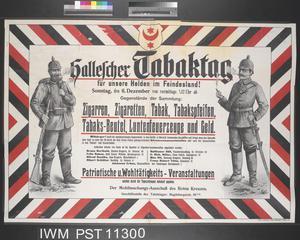 Hallescher Tabaktag [Halle Tobacco Day]