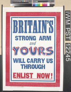 Britain's Strong Arm and Yours