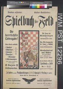 Spielbuch fürs Feld [Book of Games for the Front]