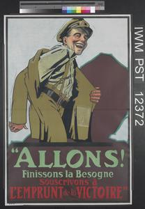 Allons! Finissons la Besogne [Come On! Let's Finish the Job]