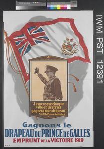 Gagnons le Drapeau du Prince de Galles [Let us Win the Prince of Wales Flag]