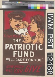 G'Bye Mary - The Patriotic Fund Will Care For You