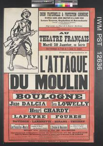 L'Attaque du Moulin [The Attack on the Mill]