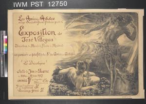 Exposition de José Villegas [Exhibition by José Villegas]
