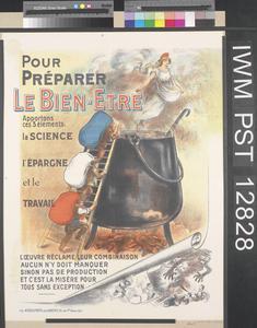 Pour Préparer le Bien-Être [To Prepare Well-being]