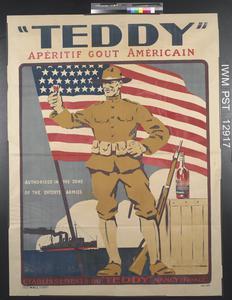 Teddy - Apéritif Gout Américain [Teddy - American-style Aperitif]