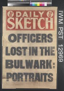 Officers Lost in the Bulwark