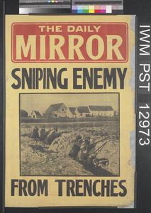 Sniping Enemy from Trenches