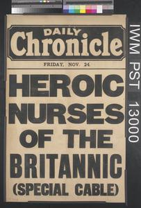 Heroic Nurses of the Britannic