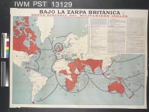 Bajo la Zarpa Británica [In the Claws of the British]