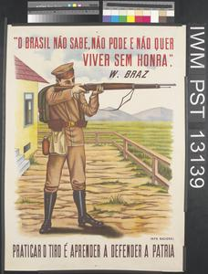 O Brasil não Sabe, não Pode e não Quer Viver sem Honra [Brazil Cannot, Would Not, and Will Not Live Without Honour]