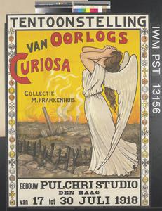 Tentoonstelling van Oorlogs Curiosa [Exhibition of War Curiosities]