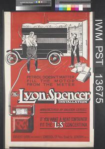 The Lyon-Spencer Installation