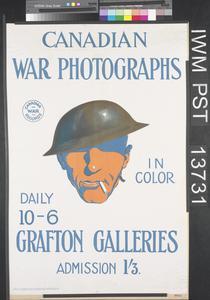 Canadian War Photographs