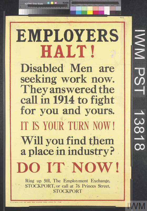 Employers Halt!