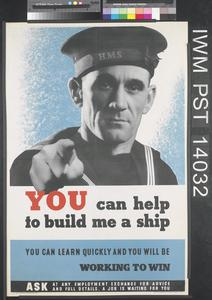 You Can Help to Build Me a Ship