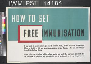 How to Get Free Immunisation
