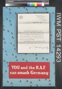 You and the RAF Can Smash Germany