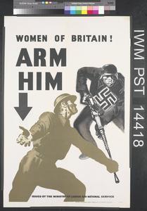 Women of Britain!