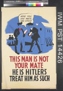 This Man Is Not Your Mate